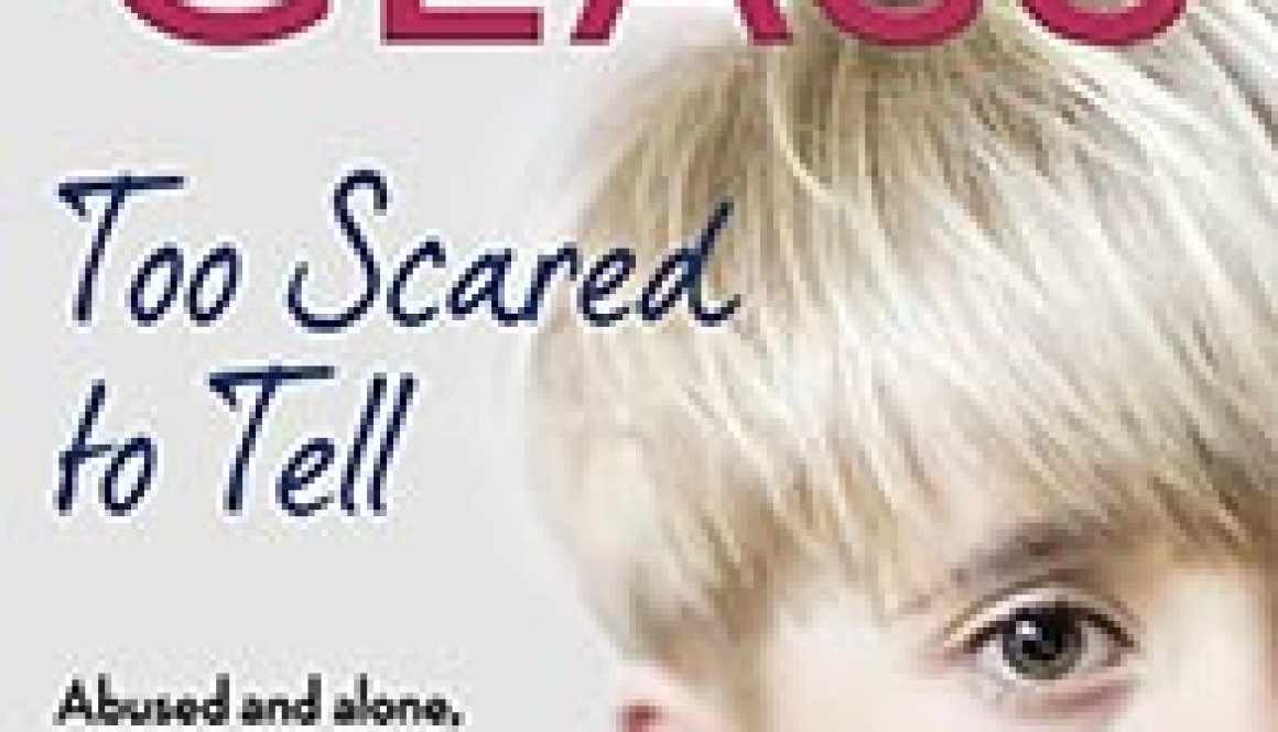 Too Scared to Tell cover195